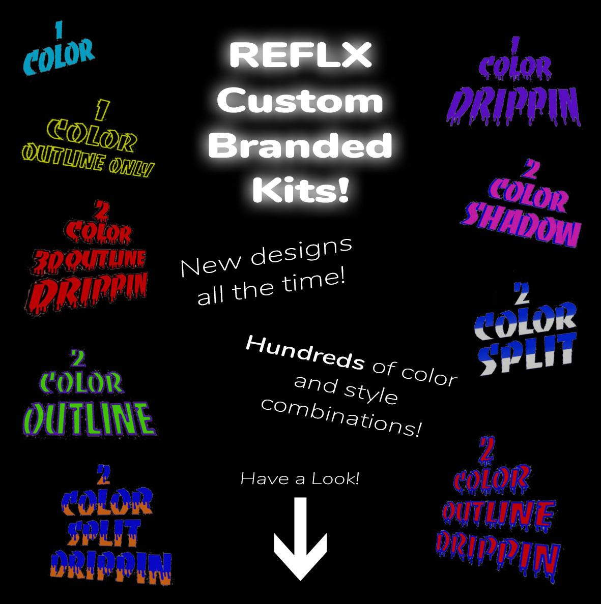 Reflective decal kits www reflx ca